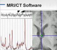 MRI/CT software